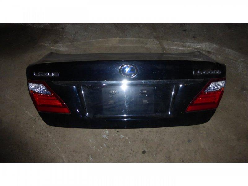Крышка багажника Lexus Ls600H UVF45 (б/у)