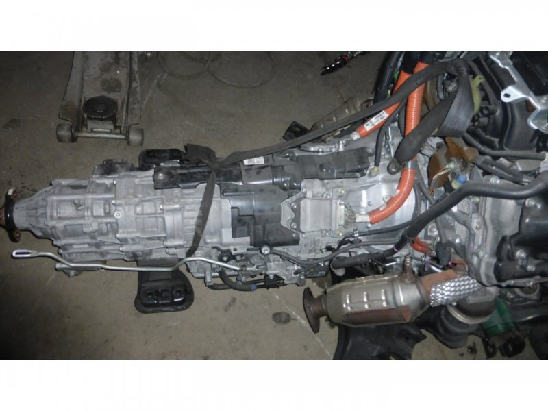 Акпп Lexus Ls600H UVF45 2UR-FSE (б/у)