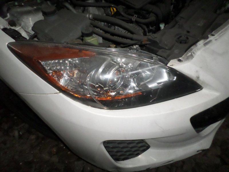 Фара Mazda Axela BL5FP ZY 2013 правая (б/у)