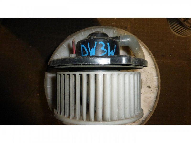 Мотор печки Mazda Demio DW3W (б/у)