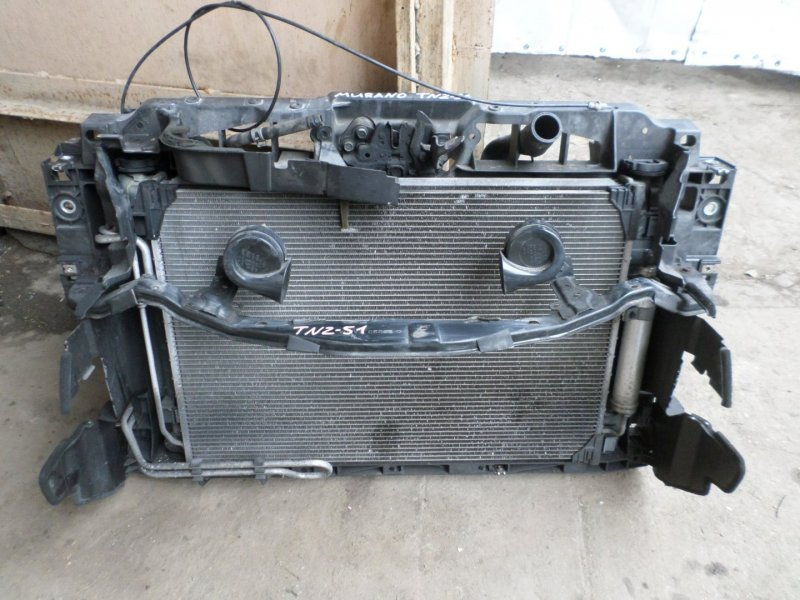 Радиатор кондиционера Nissan Murano TNZ51 QR25 2009 (б/у)