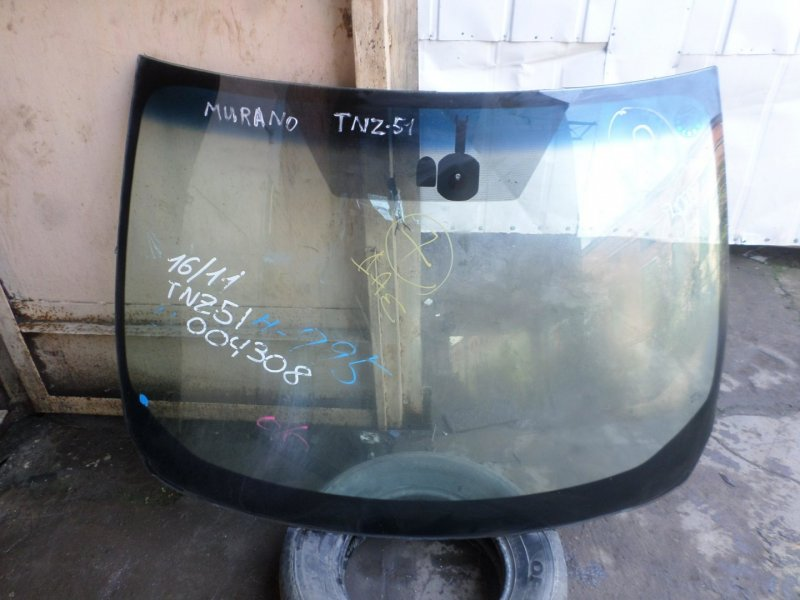 Стекло лобовое Nissan Murano TNZ51 QR25 2009 (б/у)