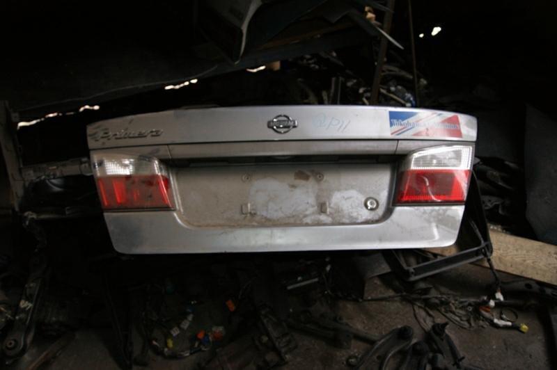 Крышка багажника Nissan Primera P11 SR18DE (б/у)