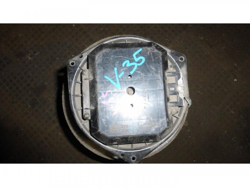 Мотор печки Nissan Skyline V35 VQ25-DD (б/у)