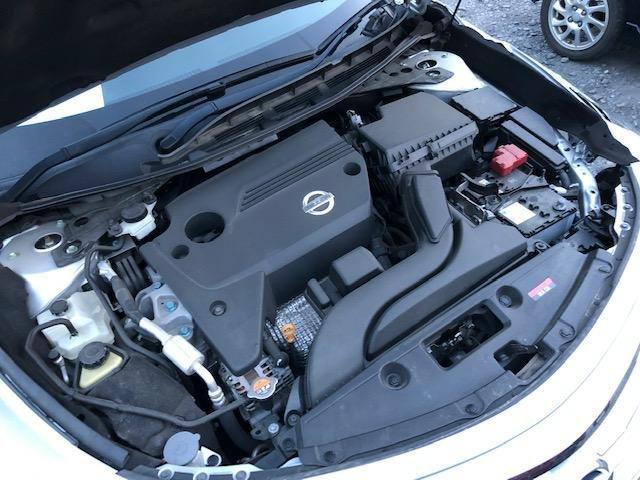 Двигатель Nissan Teana L33 QR25 2015 (б/у)