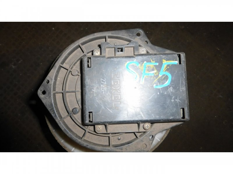 Мотор печки Subaru Forester SF5 (б/у)
