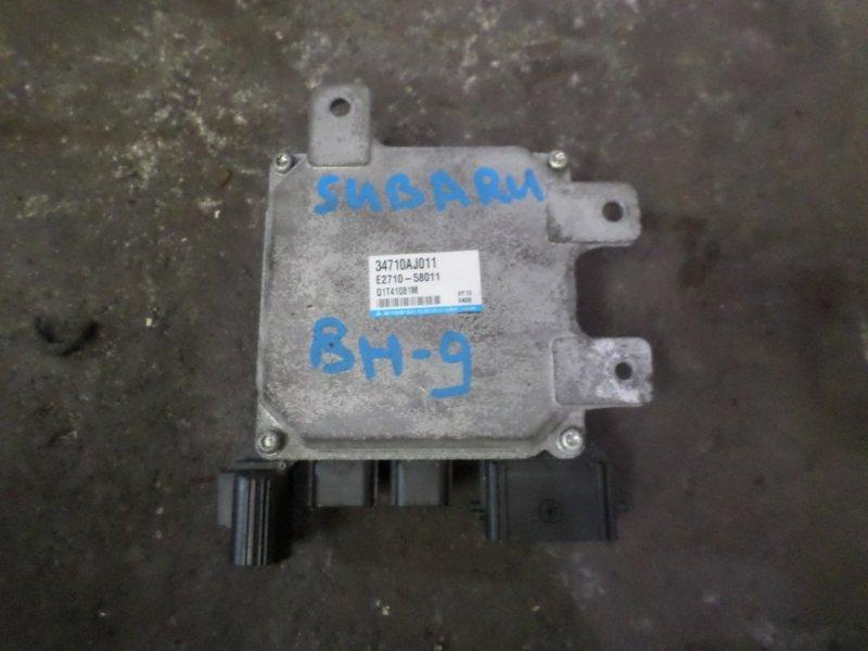 Блок управления рулевой рейкой Subaru Legacy B4 BM9 EJ253 2010 (б/у)