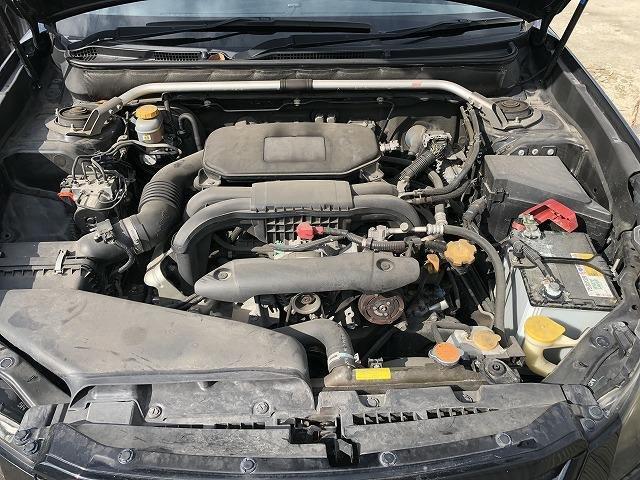 Двигатель Subaru Legacy B4 BM9 EJ253 2010 (б/у)