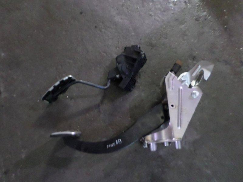 Педаль Subaru Legacy B4 BM9 EJ253 2010 (б/у)