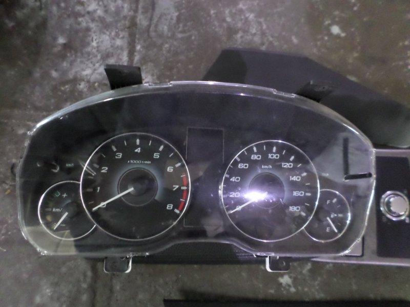 Спидометр Subaru Legacy B4 BM9 EJ253 2010 (б/у)