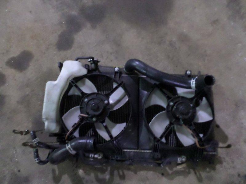 Радиатор основной Subaru Legacy B4 BM9 EJ253 2010 (б/у)