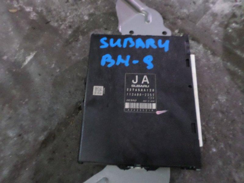 Блок efi Subaru Legacy B4 BM9 EJ253 2010 (б/у)