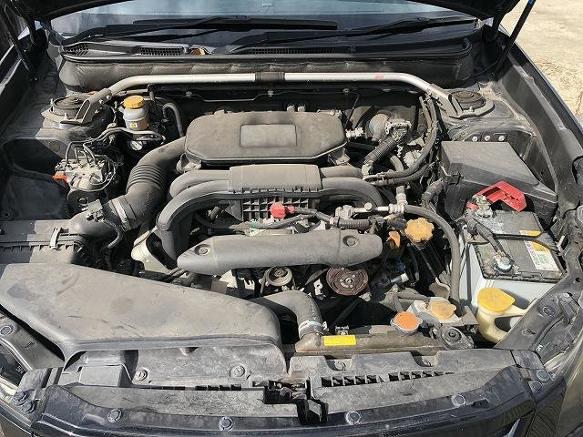 Лонжерон Subaru Legacy B4 BM9 EJ253 2010 левый (б/у)