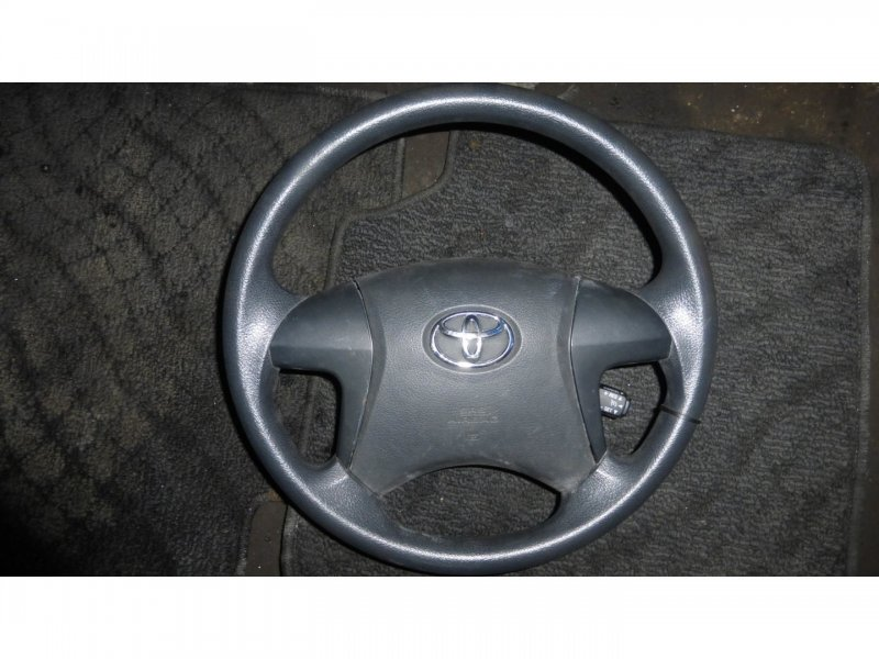 Airbag водительский Toyota Allion ZRT261 (б/у)