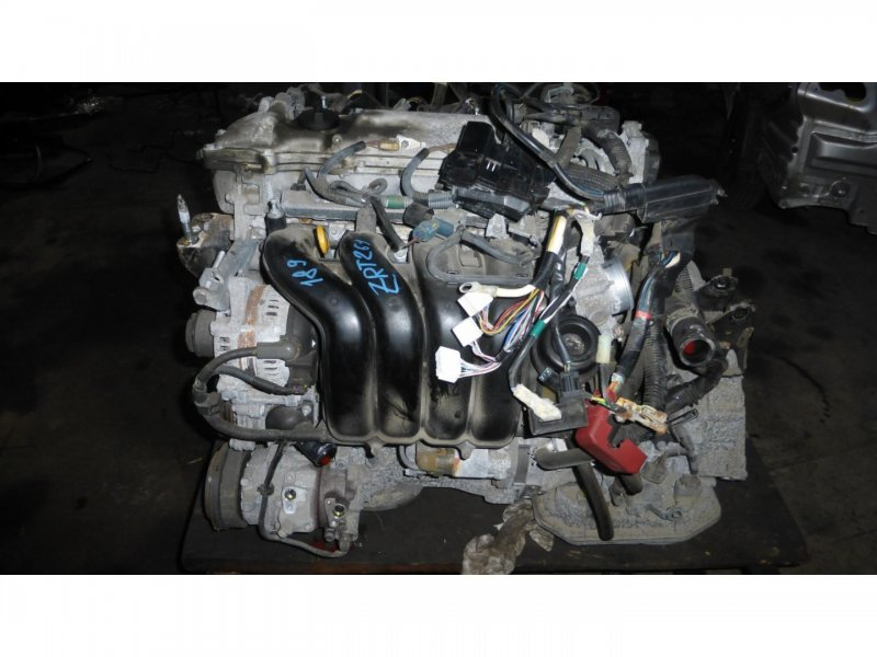 Двигатель Toyota Allion ZRT261 3ZR 2008 (б/у)