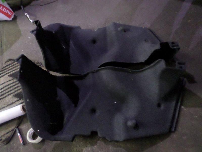 Обшивка багажника Toyota Allion ZZT240 2007 левая (б/у)