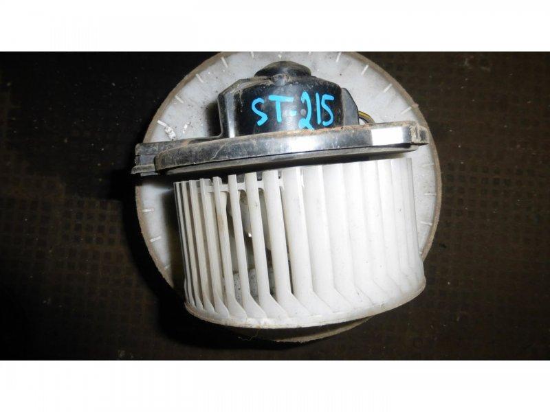 Мотор печки Toyota Caldina ST210 3S-FE (б/у)