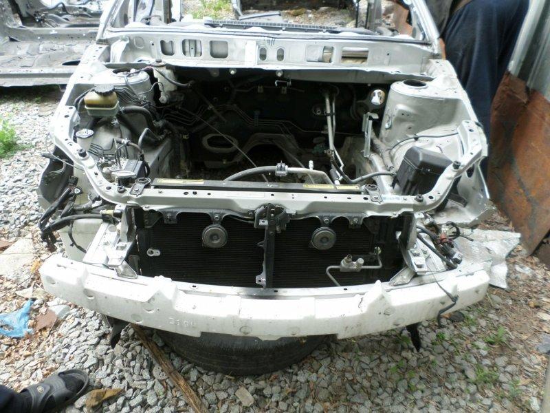 Радиатор кондиционера Toyota Caldina ZZT241 1ZZ 2007 (б/у)