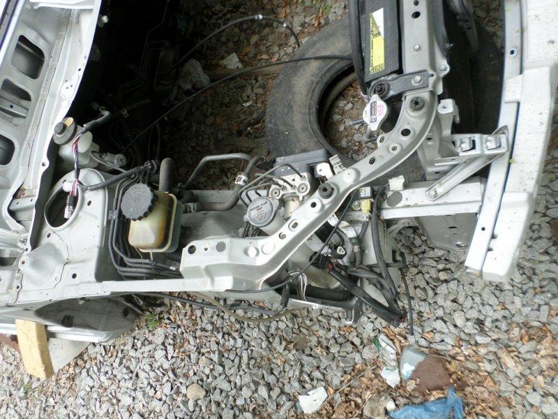 Лонжерон Toyota Caldina ZZT241 1ZZ 2007 правый (б/у)