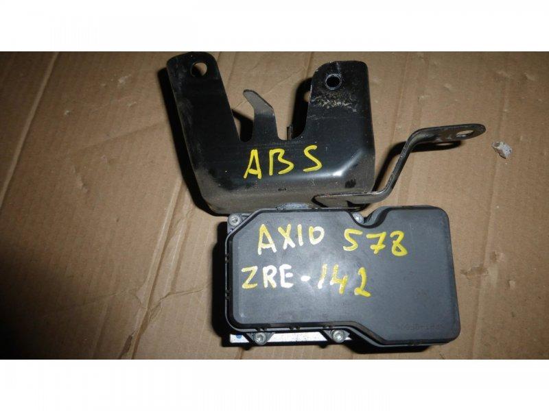 Блок abs Toyota Corolla  Axio ZRE142 (б/у)