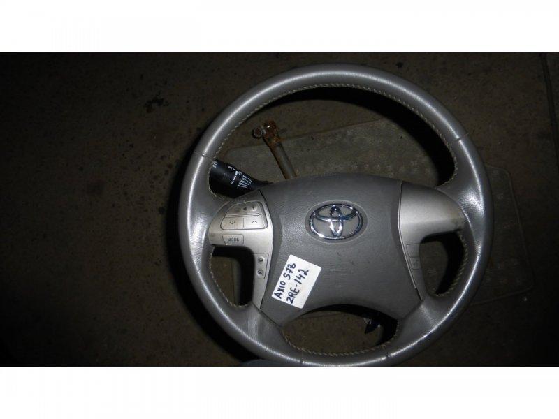 Airbag водительский Toyota Corolla  Axio ZRE142 (б/у)