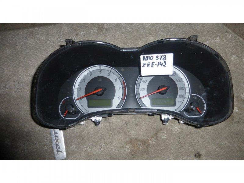 Спидометр Toyota Corolla  Axio ZRE142 (б/у)