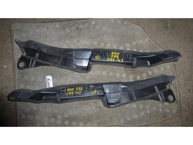Защита крыла Toyota Corolla  Axio ZRE142 правая (б/у)