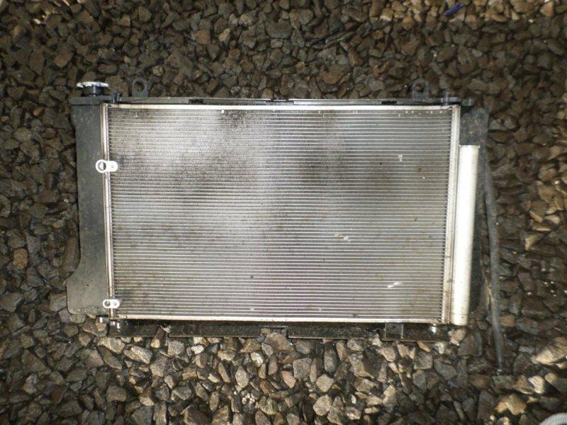Радиатор основной Toyota Corolla Fielder NZE141 (б/у)