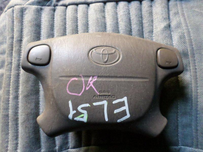 Airbag водительский Toyota Corsa EL51 (б/у)