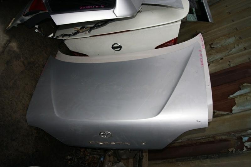Крышка багажника Toyota Cresta JZX100 1JZ-GE (б/у)