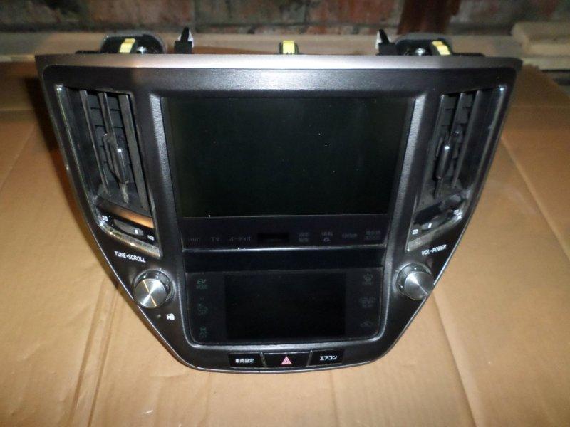Монитор Toyota Crown AWS210 (б/у)
