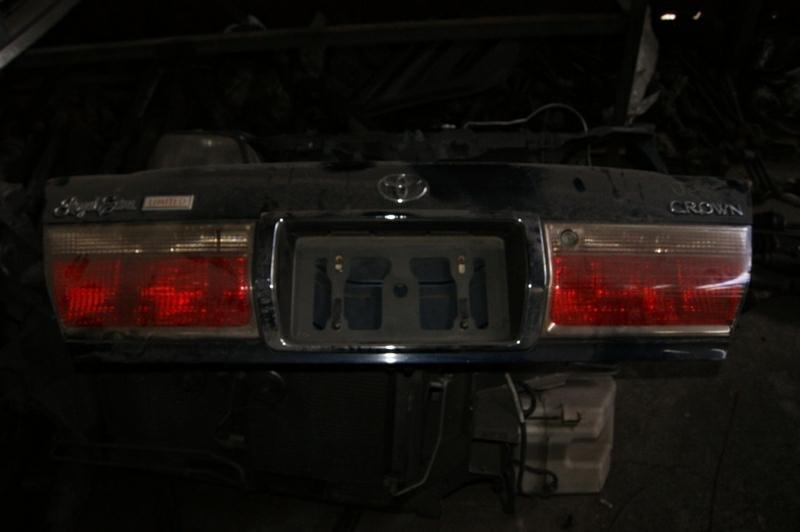 Крышка багажника Toyota Crown JZS171 1JZ-GE (б/у)