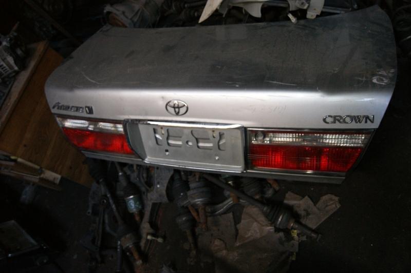 Крышка багажника Toyota Crown JZS171 1JZ-GTE (б/у)