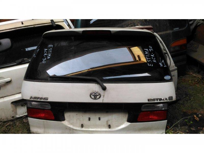 Дверь 5-я Toyota Estima ACR30 (б/у)