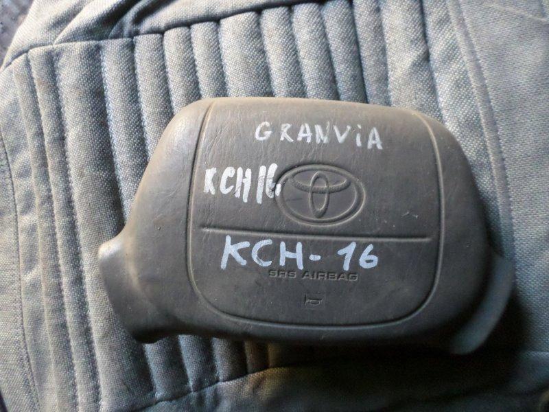 Airbag водительский Toyota Granvia KCH16 (б/у)