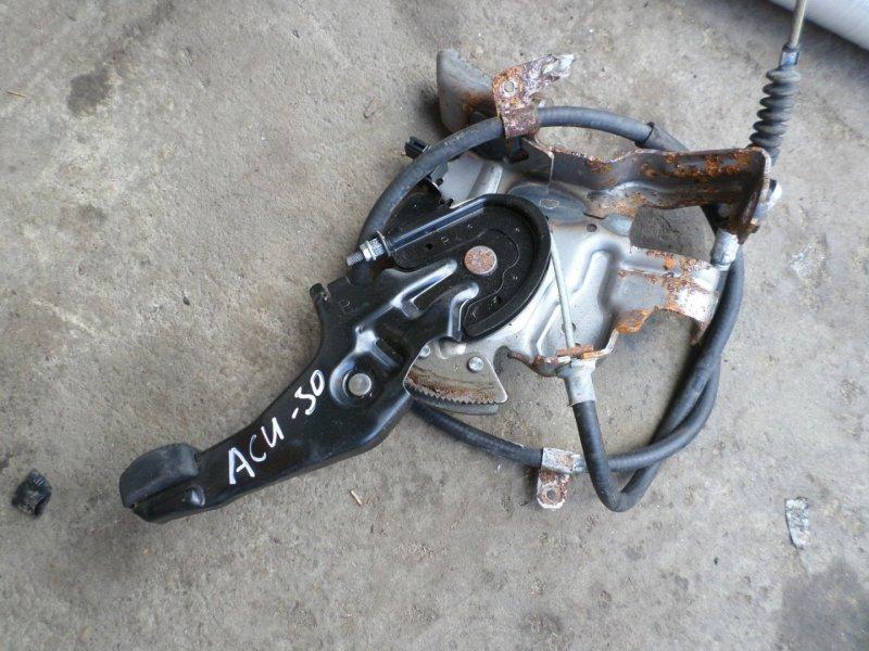 Педаль ручного тормоза Toyota Harrier ACU30 2AZ 2007 (б/у)