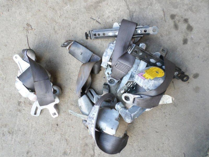 Ремень безопасности Toyota Harrier ACU30 2AZ 2007 (б/у)