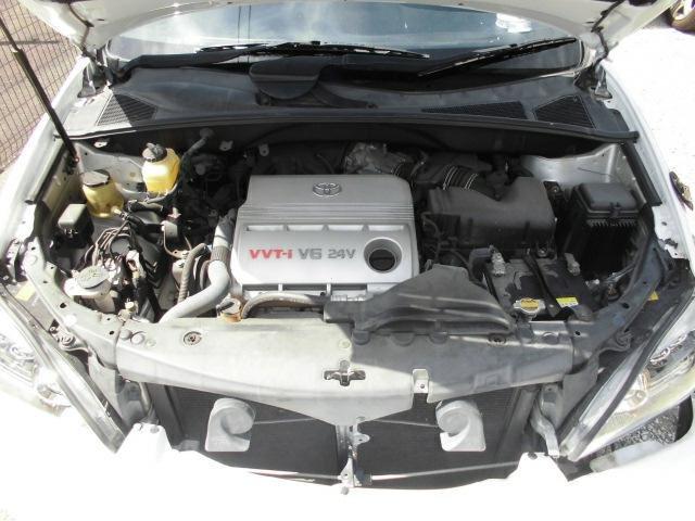 Двигатель Toyota Harrier MCU30 1MZ 2005 (б/у)