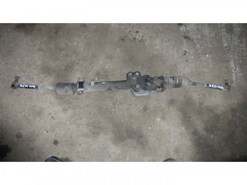 Рулевая рейка Toyota Hiace KZN106 1KZ-TE (б/у)