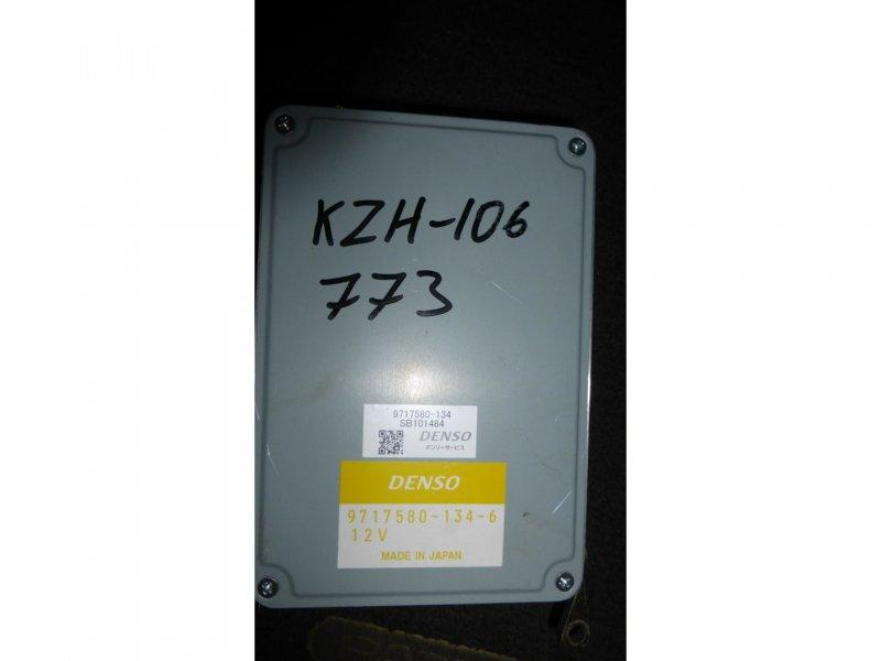 Компьютер Toyota Hiace KZH106 1KZ-TE (б/у)