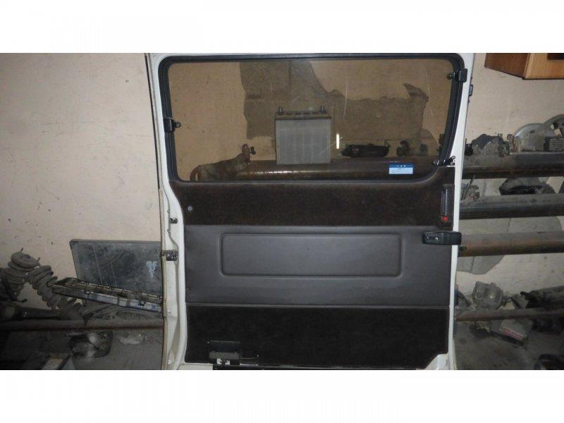 Дверь боковая (раздвижная) Toyota Hiace KZN106 1KZ-TE левая (б/у)
