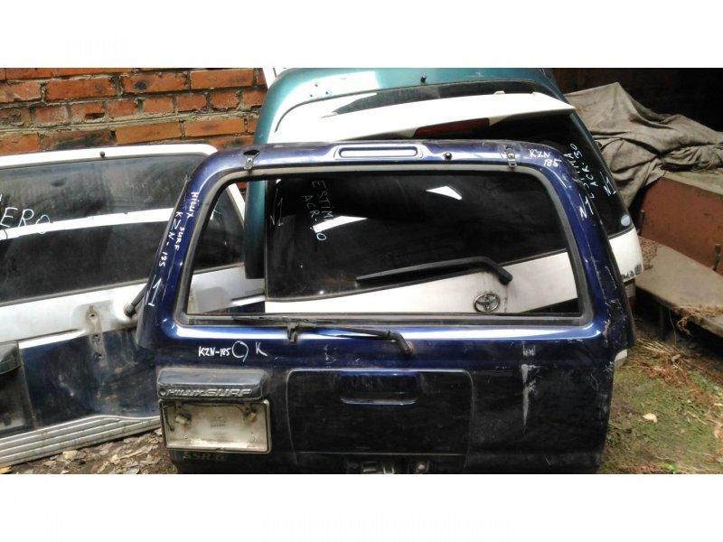 Дверь 5-я Toyota Hilux Surf KZN185 (б/у)