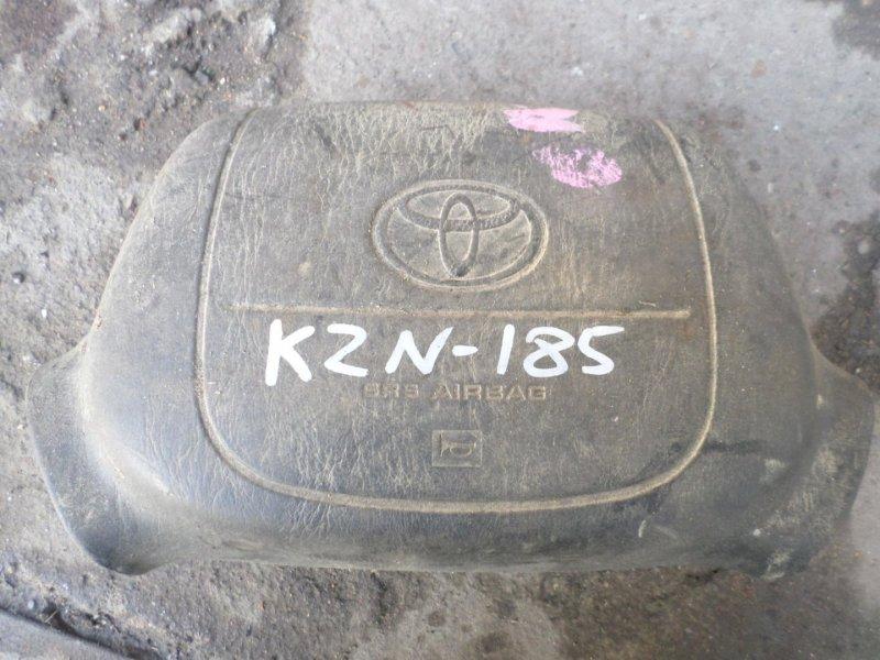 Airbag водительский Toyota Hilux Surf KZN185 (б/у)