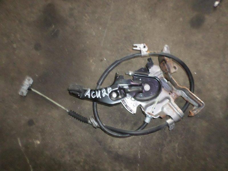 Педаль ручного тормоза Toyota Kluger ACU20 2AZ 2007 (б/у)