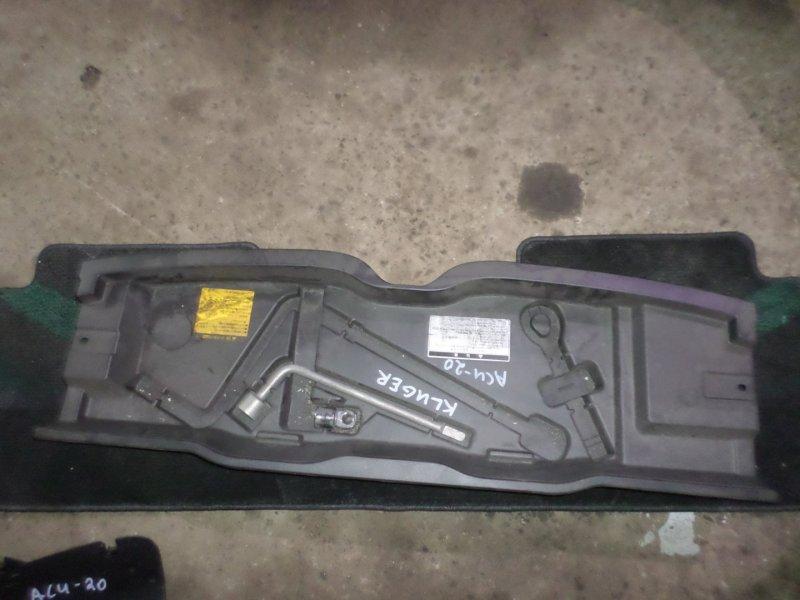 Ящик под инструменты Toyota Kluger ACU20 2AZ 2007 (б/у)