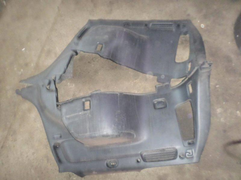 Обшивка багажника Toyota Kluger ACU20 2AZ 2007 левая (б/у)