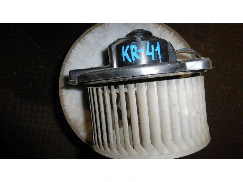Мотор печки Toyota Lite Ace KR40 (б/у)