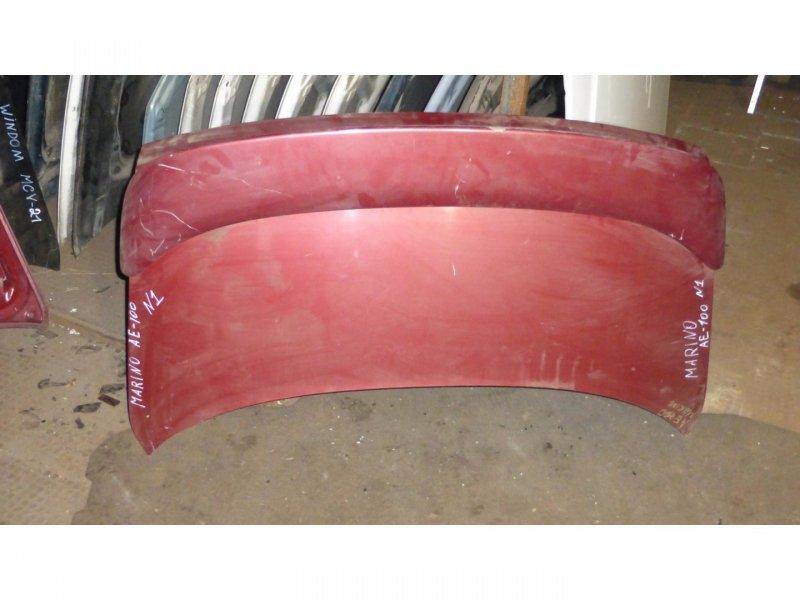 Крышка багажника Toyota Marino AE100 (б/у)