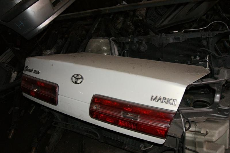 Крышка багажника Toyota Mark Ii JZX100 1JZ-GE (б/у)
