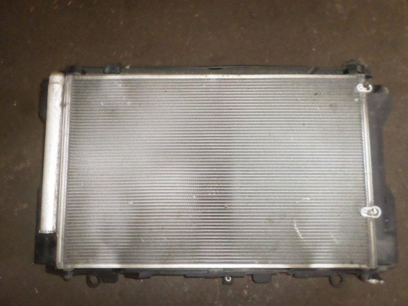 Радиатор кондиционера Toyota Premio NZT260 (б/у)